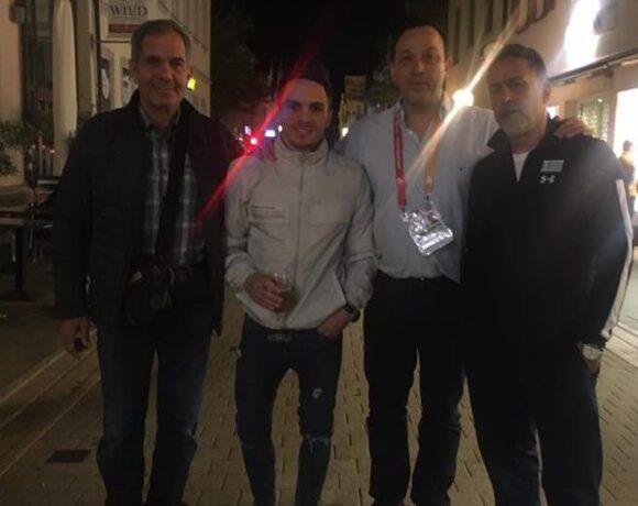 Ο Καπνίδης υποψήφιος μαζί με τον Προβιά!