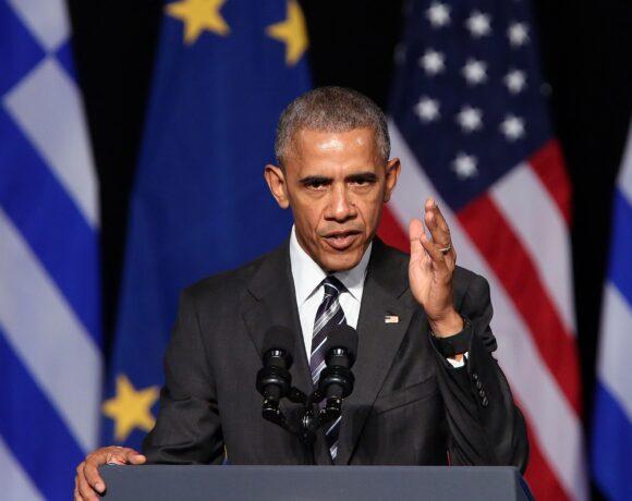 Ο Ομπάμα χαιρέτισε την «ιστορική» νίκη του Τζο Μπάιντεν