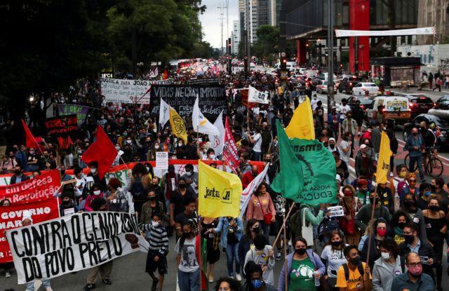 Οργή στη Βραζιλία : Γροθιές μέχρι θανάτου σε μαύρο άνδρα – Το βίντεο της κτηνωδίας