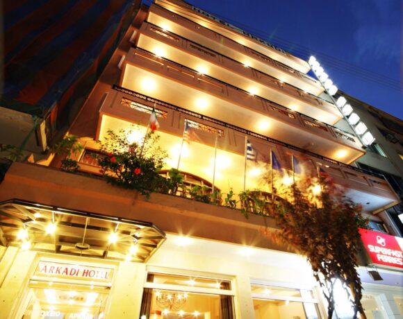 Ριζική ανακαίνιση για το Arkadi hotel στα Χανιά