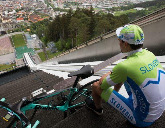 Ρόγκλιτς: Ο σκιέρ που άφησε το άλμα και κυριαρχεί στην ποδηλασία
