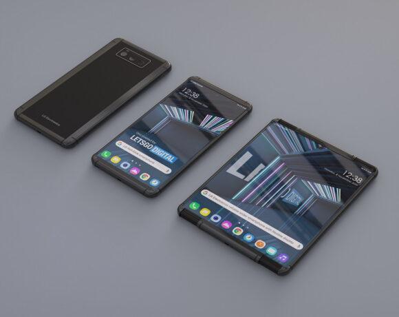 Το rollable smartphone της LG εμφανίζεται σε νέα renders
