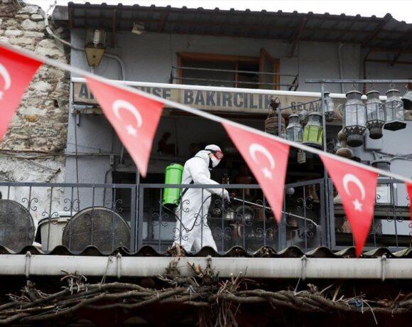 Τουρκία – κορωνοϊός: Όλες οι επιχειρήσεις θα κλείνουν στις 10 το βράδυ