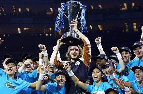 Τσιτσιπάς: «Οτι καλύτερο να κλείσω τη χρονιά με τον τίτλο του ATP»