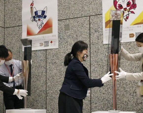 Τόκιο 2020: Ξεκίνησε η περιοδεία της δάδας