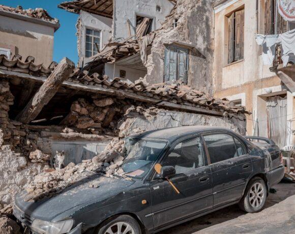 Υπουργείο Υποδομών: Σε εξέλιξη εντατικοί έλεγχοι κτηρίων σε όλη τη Σάμο