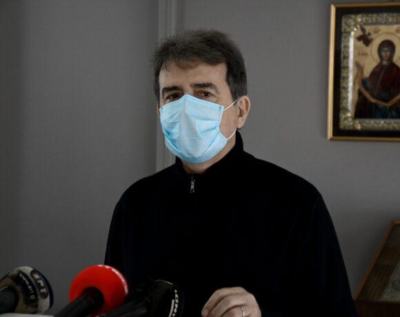 Χρυσοχοΐδης από Πάτρα: Δεν θα διαπραγματευτούμε τη δημόσια υγεία και την ανθρώπινη ζωή