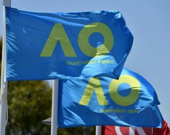 Όπεν Αυστραλίας: Καθυστέρηση 2 εβδομάδων