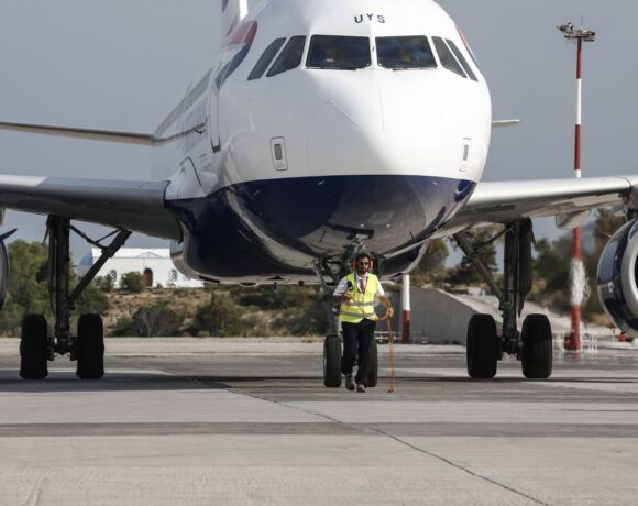 Covid-19: Greece Sees Passenger Numbers Down 68% in Jan-Oct