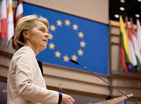 EU Chief: First Covid-19 Vaccinations May Start in December