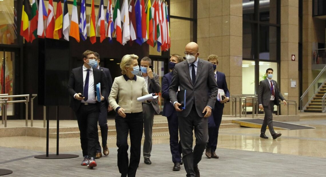 EU Leaders Reiterate Pledge to Work Together on Covid-19 Actions