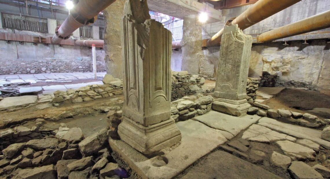 Europa Nostra Calls for Thessaloniki Antiquities to be Preserved On Site