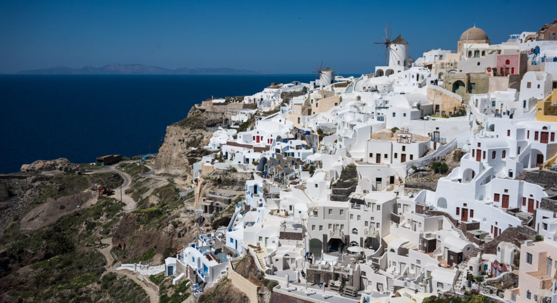 Greece Ranks 5th Out of 50 Countries for Top Tourism Brand