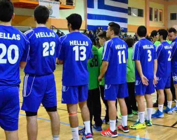 Handball revolution στο «Ελλάδα 2021»με εισήγηση Αυγενάκη