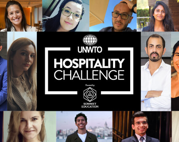 Hospitality Challenge: 30 Top Finalists Announced by UNWTO and Sommet Education