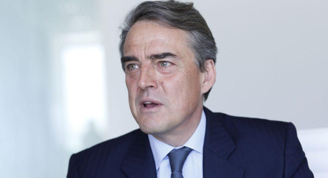 IATA's Alexandre de Juniac to Step Down