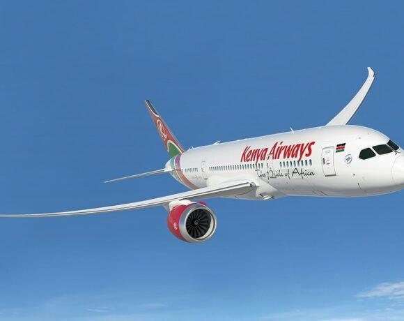 Kenya Airways Appoints APG Hellas as GSA in Greece