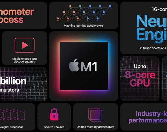M1: To πρώτο Apple Silicon για Mac