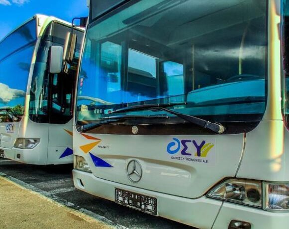 One Hundred Extra Buses Hit the Streets of Athens