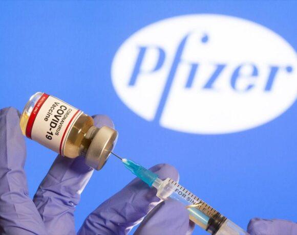 Pfizer: Επιβεβαιώνει την αποτελεσματικότητα του εμβολίου στο 95%
