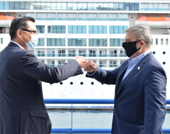 Piraeus Port Authority and Attica Region Partner to Safeguard Cruise Travel