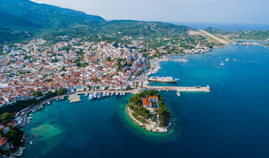 Skiathos Upgrades Tourism Experience with Free WiFi