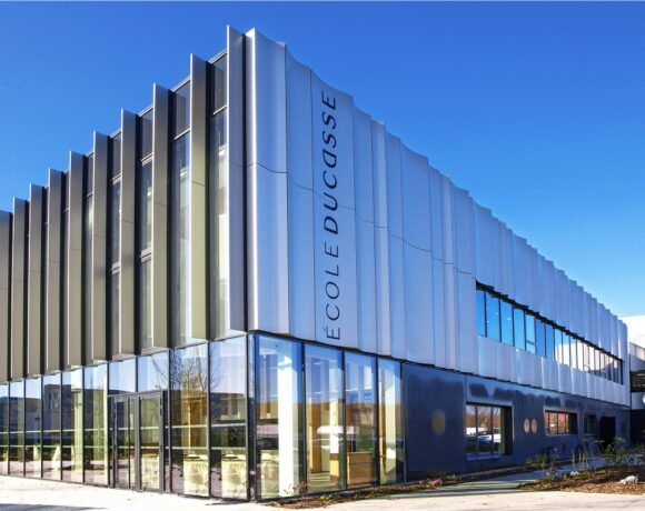 Sommet Education Opens New Paris Campus of Ecole Ducasse for Culinary Arts