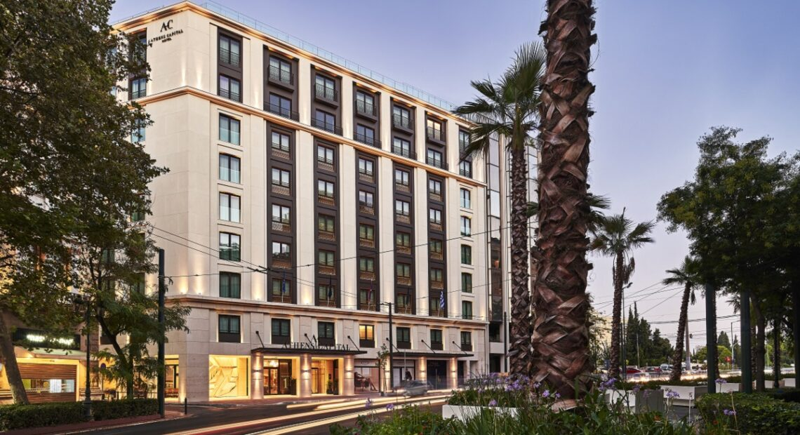 Three Accor Hotels in Athens Receive 'ALLSAFE' Label