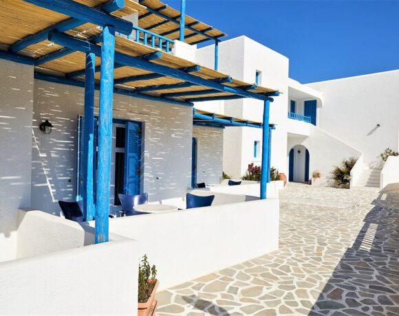Vigla Hotel on Amorgos Upgraded to 4-Star