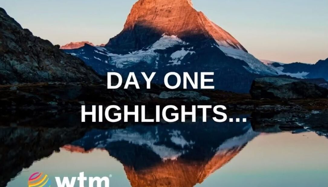 WTM Virtual Day 1 Focuses on the Travel Industry's Future