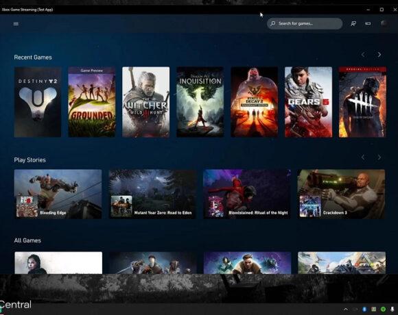 xCloud: Η streaming υπηρεσία της Microsoft έρχεται και στο PC [βίντεο]