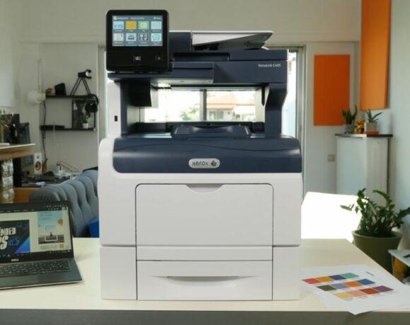Xerox Versalink C405DN review: Εκτυπωτής με το δικό του app store
