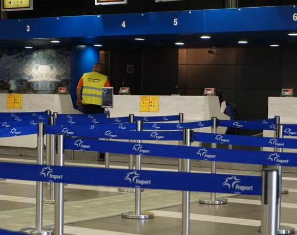 AIA, Fraport Greece Airports Passenger Traffic Hits Low in November