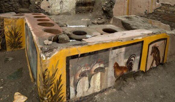 Άθικτο «fast food» ανακαλύφθηκε στην Πομπηία – Τι έτρωγαν οι αρχαίοι Ιταλοί [Εικόνες]