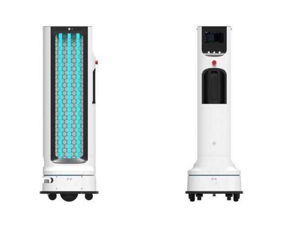 Αυτόνομο ρομπότ της LG κινείται μόνο του και απολυμαίνει με UV-C