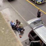Γερμανία : Η στιγμή της σύλληψης του δράστη – Χάος στους δρόμους του Τρίερ