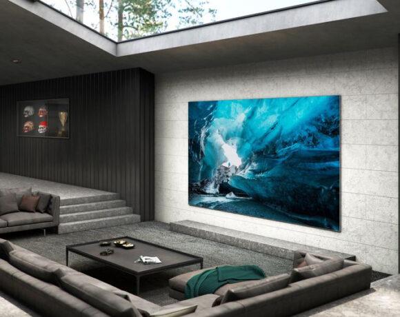 Διαθέσιμη η MicroLED TV 110 ιντσών της Samsung, δική σας με 130
