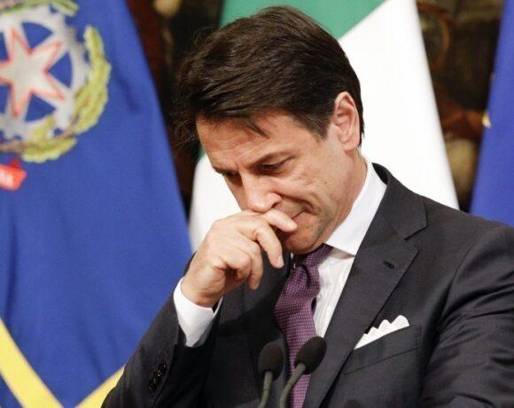 Η Ιταλία μετατρέπεται σε «κόκκινη ζώνη»