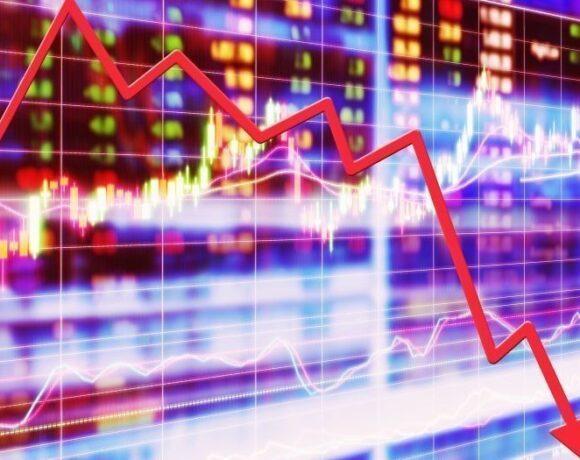 Ισχυρή πτώση στις ευρωαγορές μετά το κλείσιμο της Βρετανίας