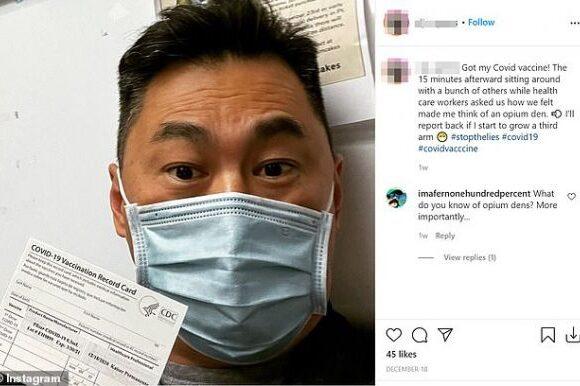 Κοροναϊός : Νοσηλευτής στην Καλιφόρνια διαγνώσθηκε θετικός στον Covid-19 αφού έκανε το εμβόλιο της Pfizer