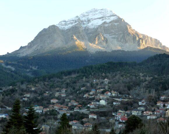 «Κορονο-Χειμώνας»; Ευκαιρία να ανακαλύψουμε την ορεινή Ελλάδα