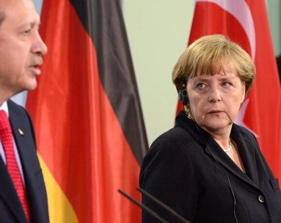Μέρκελ – Ερντογάν: Συζήτηση για τις σχέσεις της Τουρκίας με Γερμανία και ΕΕ
