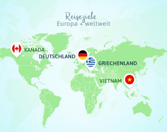 """""""Μόδα"""" η Ελλάδα στη Γερμανία για το 2021   Οι τάσεις στα ταξίδια"""