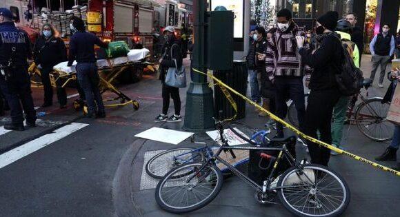Νέα Υόρκη : Αυτοκίνητο έπεσε πάνω σε διαδηλωτές του Black Lives Matter – Πολλοί τραυματίες