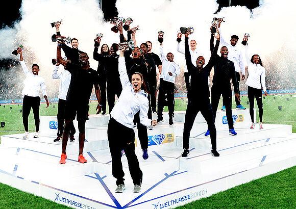Ντάιαμοντ λιγκ: Επιστρέφει με 32 αγωνίσματα το 2021