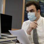 Πιερρακάκης: Ραντεβού για εμβόλιο κορωνοϊού και μέσω άυλης συνταγογράφησης