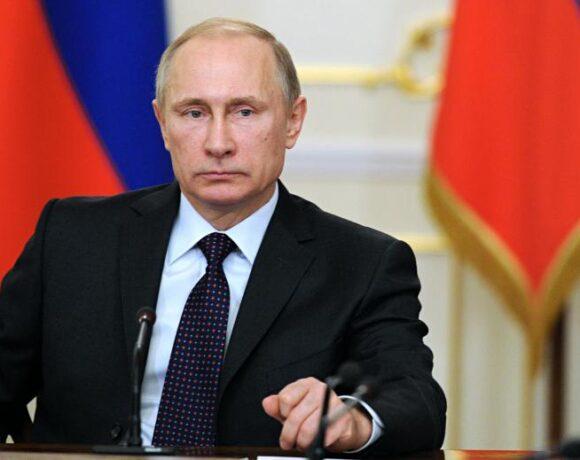Ρωσία: Συνεχίστε την καλή δουλειά, λέει ο Πούτιν στους Ρώσους κατασκόπους