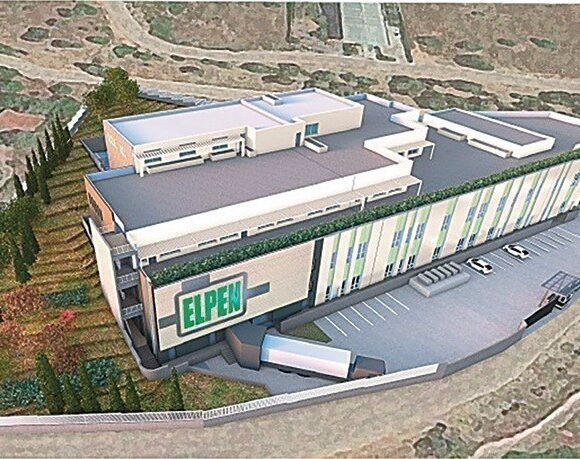 Στις «στρατηγικές επενδύσεις» το νέο εργοστάσιο και το R&D center που ετοιμάζει η Elpen