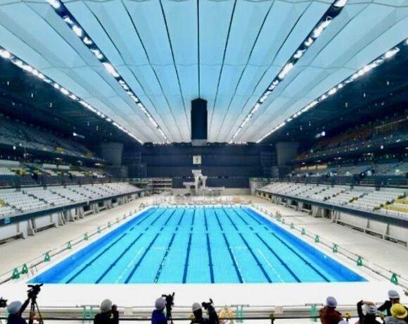 Στο Ολυμπιακό κολυμβητήριο το πρωτάθλημα Ιαπωνίας