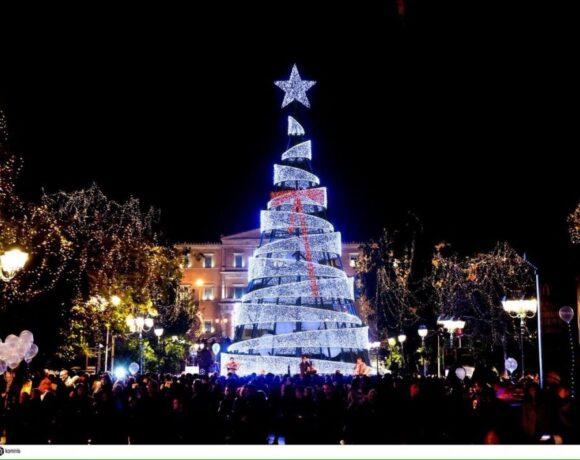 Το χριστουγεννιάτικο μήνυμα του δήμου Αθηναίων | VIDEO
